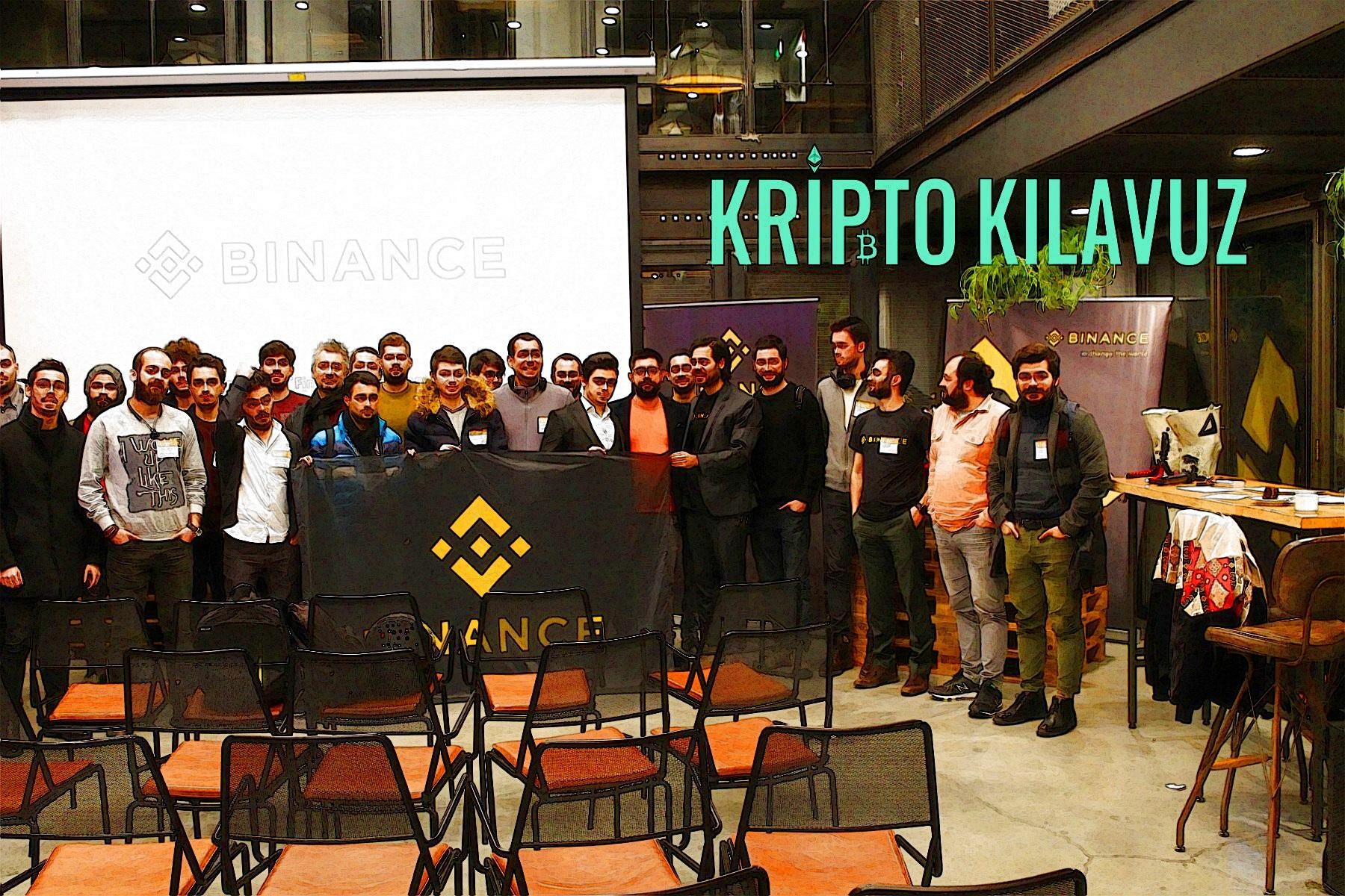 Binance Türkiye Meetup