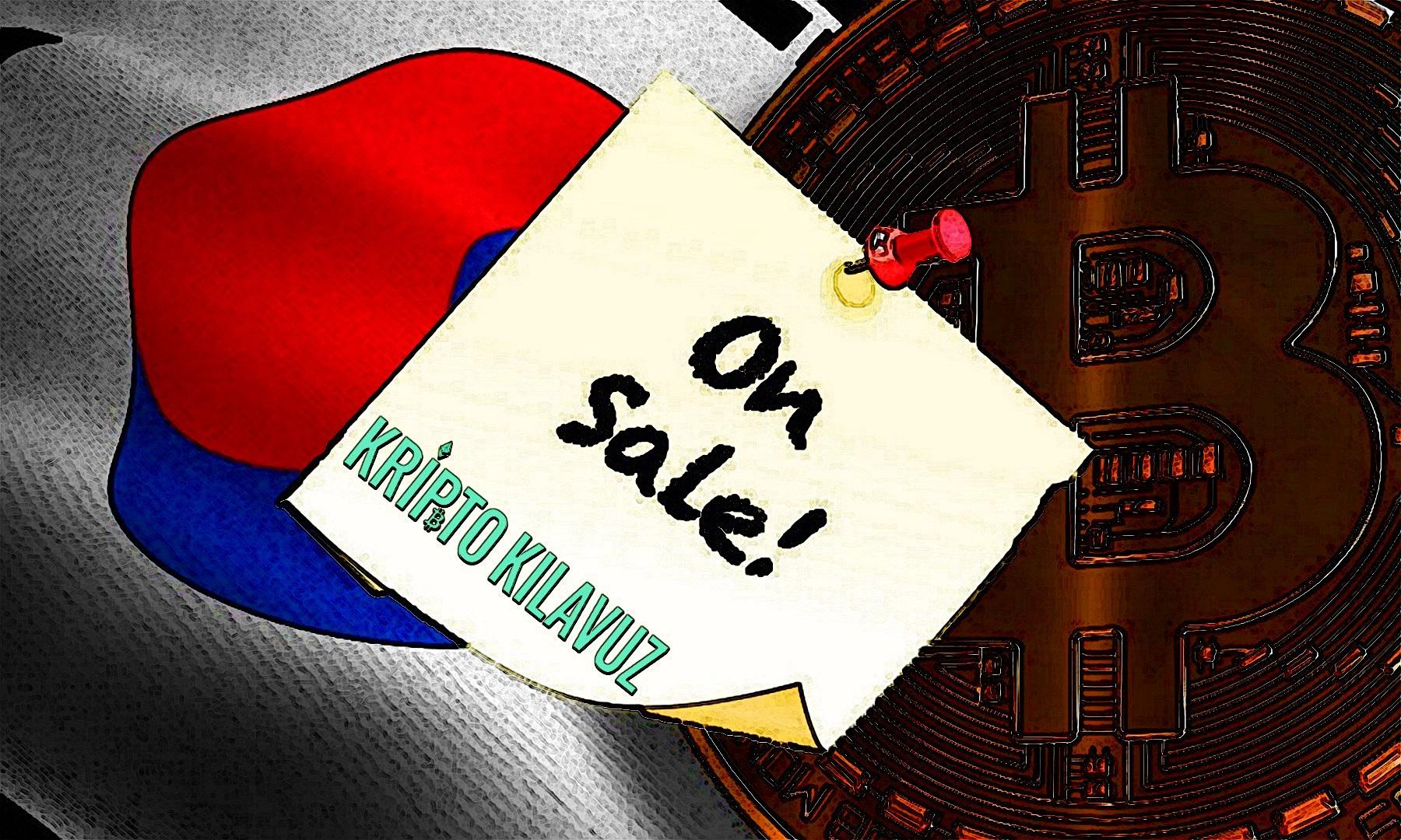 Kore Bitcoin'i Artık Dünya Fiyatlarından Daha Ucuz