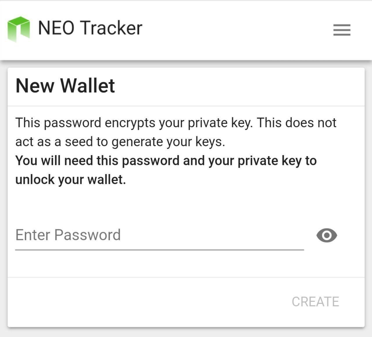 NEO Wallet Nasıl Açılır?