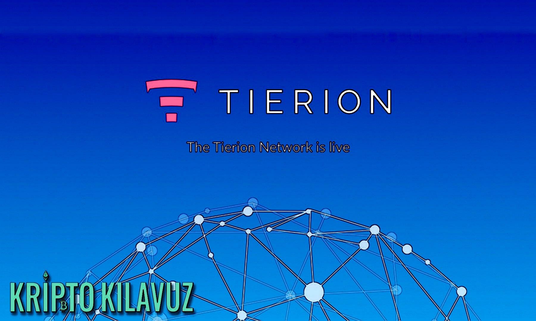 Tierion ( TNT ) Coin Nedir?
