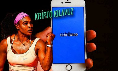 Dört Olimpiyat Altın Madalyası Kazanan Tenisçi Serena Williams Coinbase'e Yatırım Yaptı
